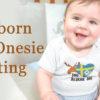 Newborn Baby Onesie Printing