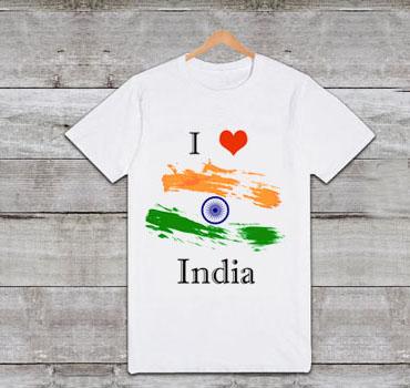 kids t shirt printing India
